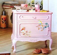 furniture paint color ideas. Furniture-decoration-with-stencils-painting-ideas (7) Furniture Paint Color Ideas N