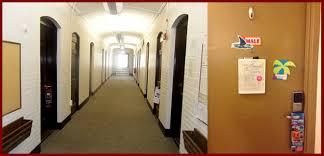 Reaching College Students in Dorms Using Door Hangers