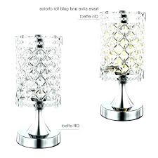 crystal bedside table lamps chandelier bedside table lamp bedside