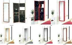 wall hanging jewelry armoire photo wall mounted mirrored jewelry of over the door jewelry hanging jewelry wall hanging jewelry armoire