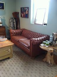 Living Room With Chesterfield Sofa Chesterfield Sofa Etsy