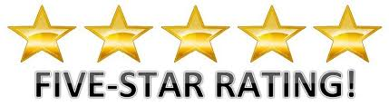 Image result for 5 stars