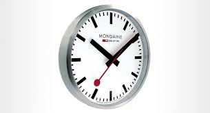 25 modern minimalist wall clocks you