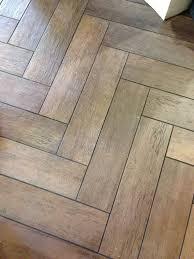 Combination Wood Tile Flooring Ideas hardwood floor in kitchen bad