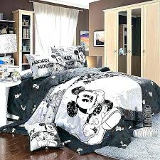 disney minnie mouse bedding sets mouse bedding full comforter set size mickey for toddler bed awesome