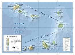 Geografía de Cabo Verde - Wikipedia, la enciclopedia libre