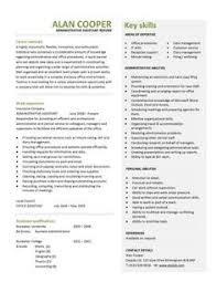 Skill Based Resume Examples Functional Skill Based Resume