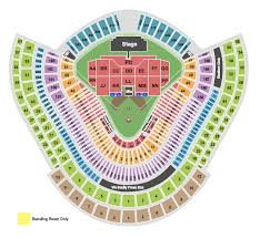 Dodger Stadium Concert Seating Chart Buy Hella Mega Tour Tickets Seating Charts For Events