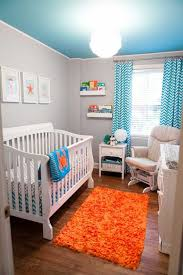 small nursery furniture. amazing design baby nursery decorating ideas for a small room carpet orange color bedding set furniture
