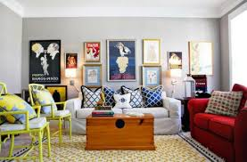 Eclectic Living Room Decorating Ideas Pictures