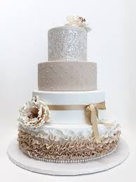 Elegant Wedding Cakes Yummy Yonie Cakes