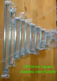 Square Kitchen Door Handles Square Kitchen Cabinet Knobs Reviews Online Shopping Square