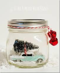 Decorate A Jar For Christmas 100 DIY Mason Jar Christmas Decorations Ultimate Home Ideas 90
