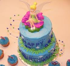 Tinkerbell Birthday Cupcakesbest Birthday Cakesbest Birthday Cakes