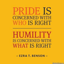 Humility Quotes Best My God This Couldn't Be Truer After This Horrible Week Pride And