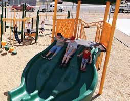 Swirly Slides Commercial Playground Slides For Sale Miracle Recreation