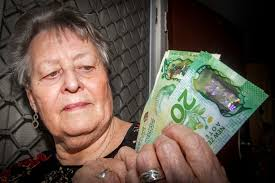 Your money? Napier woman finds 'substantial' amount of cash on ...