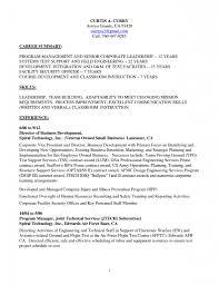 avionics resume