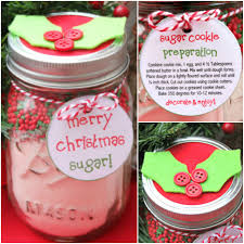 Cookie Mix In A Mason Jar Recipe Cookie Mix In A Mason Jar Christmas Gift 16