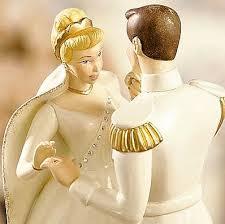 Top Ten Cinderella Moment Wedding Cake Topperswedding