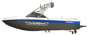 new moomba outback v has the style and performance of a sports car new moomba outback v has the style and performance of a sports car wakeboarding magazine