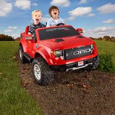 Fisher Price Power Wheels Red Ford Raptor - Walmart.com