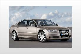 2008 Audi A8 - Information and photos - ZombieDrive