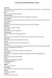 Topics For Essays In English 10 Gorgeous Research Paper Ideas For English
