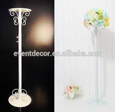 flower stands for weddings. tall wedding decoration flower stand ,wrought iron for weddings 1031 stands m