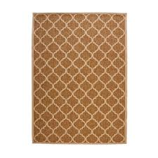 this review is from trellis tan natural sisal flat woven weave 8 ft x 10 ft indoor outdoor area rug