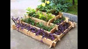 Small Picture Garden Ideas raised bed garden plans YouTube