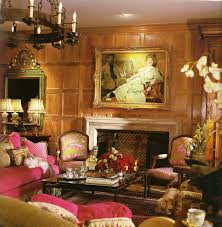 Charles Faudree Interior Designer Charles Faudree Pink Green French Country House
