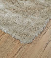 feizy rugs area rug feizy indochine rug cream faux silk table tufted 494 4550f crm000 only 62 00