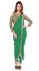 Risultati immagini per dhotee style saree