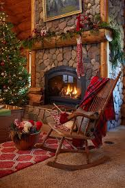 best 25 log cabin christmas ideas