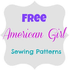 Free Printable American Girl Doll Clothes Patterns Extraordinary American Girl Sewing Patterns