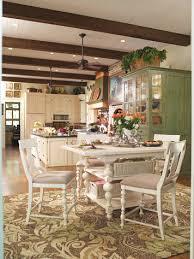 paula deen furniture dining room table. paula deen home kitchen gathering table set in linen   gallery furniture dining room h