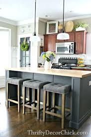 Stools Kitchen Island Table With Bar Stools Kitchen Island