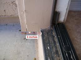 Beneficial Of Exterior Door Threshold