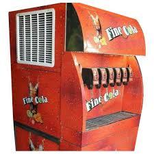 Coca Cola Vending Machine Commercial Mesmerizing 48 Valve Commercial Soda Vending Machine Soda Fountain Machine Ice