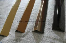 tile trims tile accessory type decorative trim wall corner guards stainless steel channel pictures photos