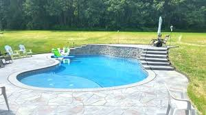 pool retaining wall ideas swimming pool retaining wall ideas 1 spacious patio area with spa and pool retaining wall ideas