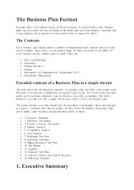 Presenting A Business Plan To The Sba Template Thelasermax Com