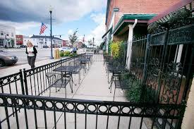 restaurant patio fence. Fine Restaurant Inside Restaurant Patio Fence