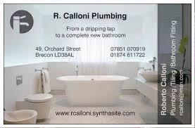 Bathroom Plumbing Unique R Calloni Plumbing Official Website