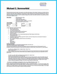 Pilot Resume Cover Letter Resume And Cover Letter Resume And