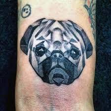 100 Pes Tetování Pro Muže Canine Ink Design Nápady část Druhá