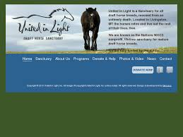 United In Light Draft Horse Sanctuary Draftrescue Competitors Revenue And Employees Owler