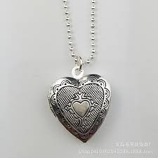 is private to make to order a pattern electricity company peach heart floating locket necklace mutually