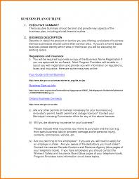 Executive Summary Layout Businessn Example Executive Summary Examples Of Good Ppt Sample 15